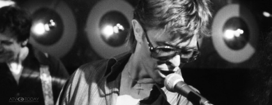 David Bowie performs on Granada TV's Marc in 1977