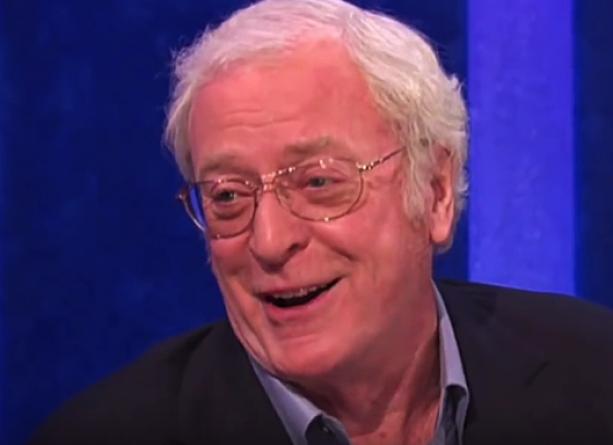 Michael Caine to talk with ITV's Jonathan Ross