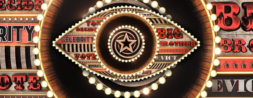 Celebrity Big Brother logo 2016 Winter