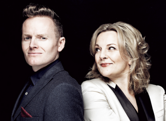 Claire Martin and Joe Stilgoe to bring an evening of unadulterated pleasure