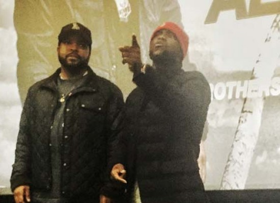 Kevin Hart and Ice Cube surprise cinema-goers at Ride Along 2 screening