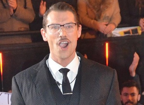 John Partridge comes sixth in Celebrity Big Brother final