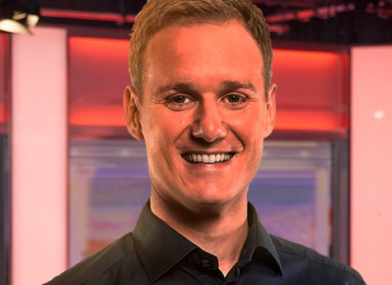 Dan Walker joins BBC Breakfast