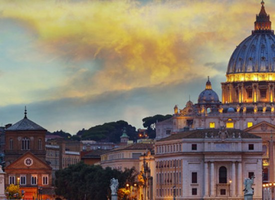 Sky 3D present St Peter's and the Papal Basilicas of Rome 3D