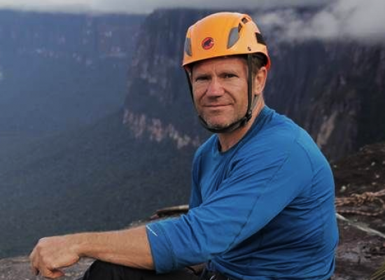 Steve Backshall's Extreme Mountain Challenge