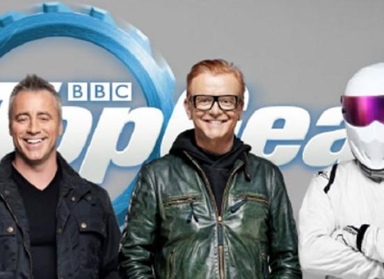 Matt LeBlanc joins BBC's Top Gear