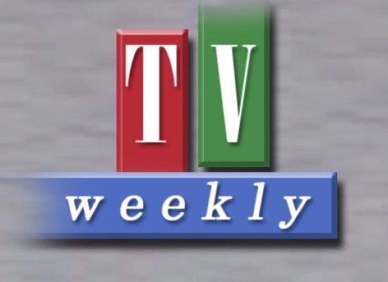 TV Weekly: From nude footballers to a numb Carol Vorderman
