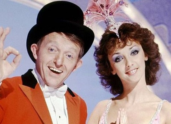 Debbie McGee reflects on life without Paul Daniels for Cancer Research UK