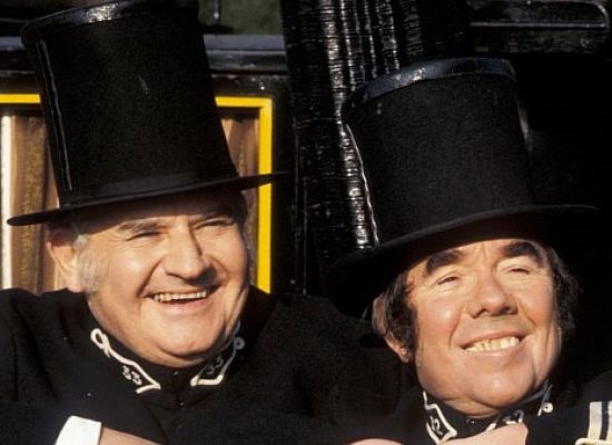 The Two Ronnies' Spectacle on GOLD