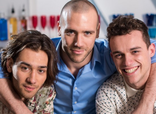 Jimmy Essex, Maxim Baldry and Luke Jerdy join Hollyoaks