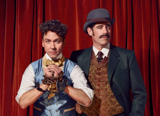 Houdini & Doyle arrive at ITV