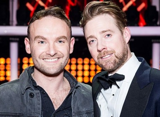 Kevin Simm wins fifth series of The Voice UK