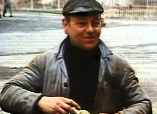 Fred Dibnah DVD to relive television highs