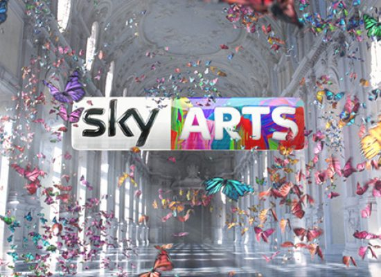 Tate Britain's Great British Walks for Sky Arts