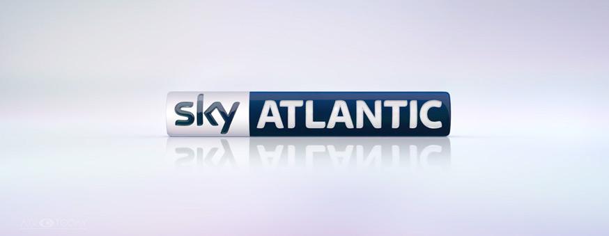 Sky Atlantic Logo 2016