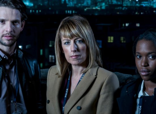 James Murray, Lenora Crichlow and Perry Fitzpatrick join Channel 5's Suspects