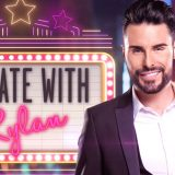 Rylan Clark-Neal gets ready to stay Up Late with Channel 5