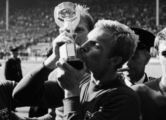 50th anniversary of England winning the FIFA World Cup to be marked with celebration
