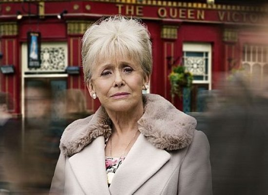 EastEnders Pictures: First look at Peggy's Funeral