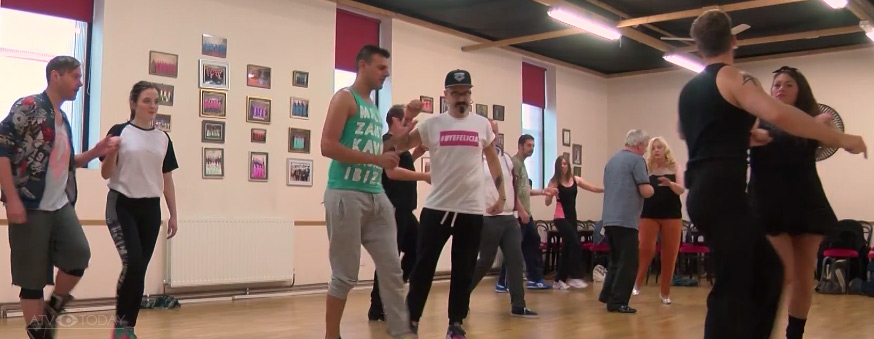 Dancing show, Made In Tyne and Wear