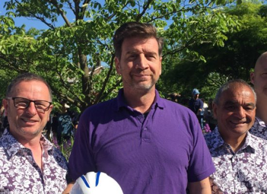 DIY SOS to assist with rooftop garden at Great Ormond Street Hospital