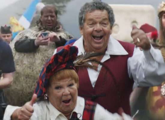 Michelle McManus and the Krankies just some of the Scottish faces in new Paddy Power advert