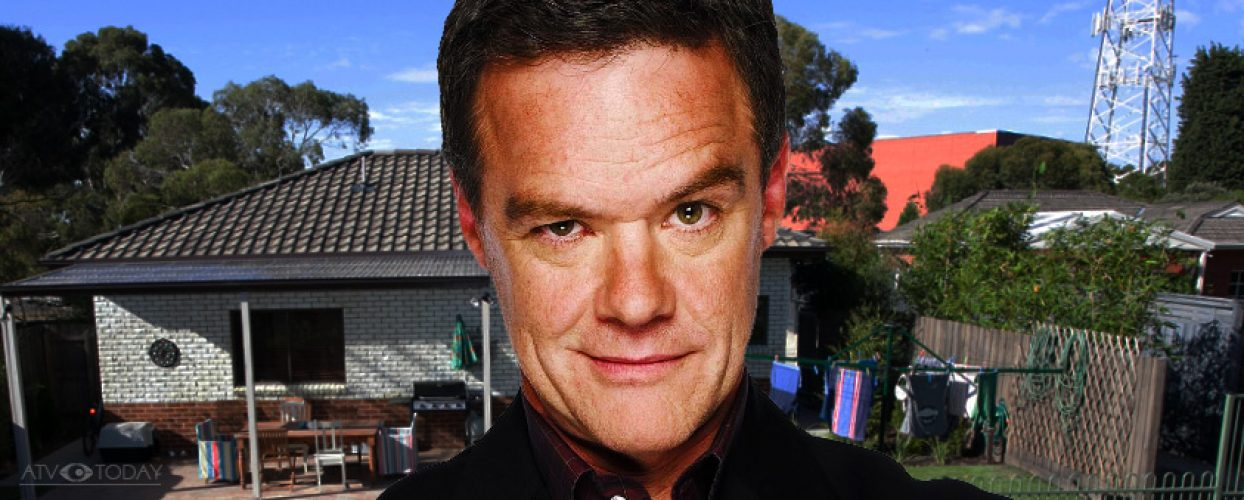 Paul Robinson 'fights for his freedom' in Neighbours