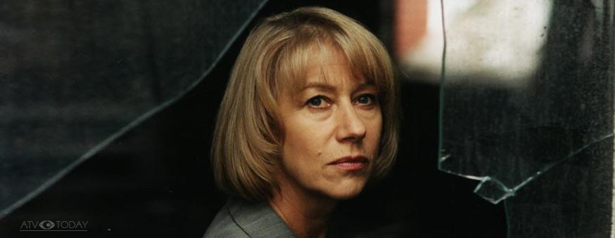 Helen Mirren in ITV's Prime Suspect - Granada TV