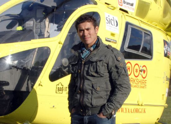 UKTV's Really to follow the Yorkshire Air Ambulance in new series