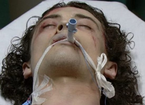 EastEnders kills off Paul Coker