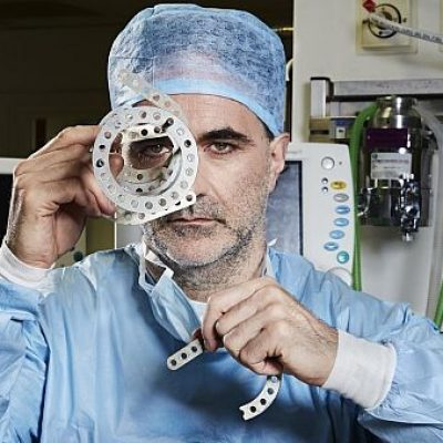 Professor Noel Fitzpatrick takes Supervet show into 'Bionic Stories'