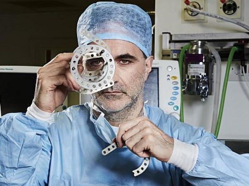 Professor Noel Fitzpatrick takes Supervet show into 'Bionic Stories'