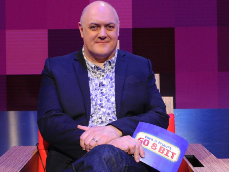 Celebrity Guests Announced for Dara O Briain's Go 8 Bit