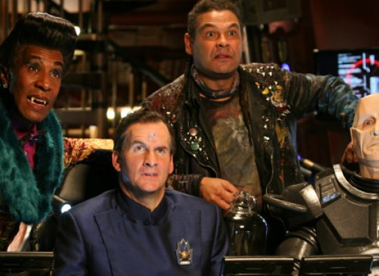 Red Dwarf XI gets September air date on Dave