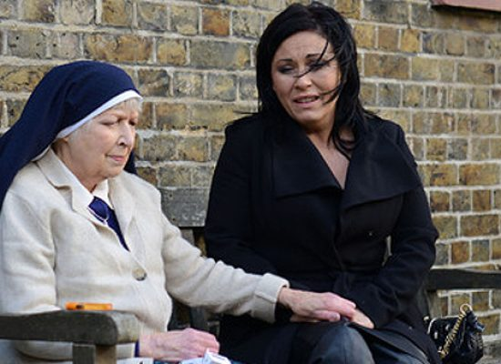 June Whitfield praises Jessie Wallace following her EastEnders appearances