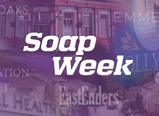 Soap Week Preview: 1st – 5th August