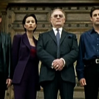 CI5: The New Professionals complete series for DVD release