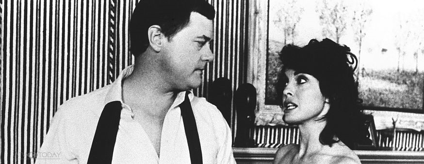 Dallas - Sue Ellen and JR 2