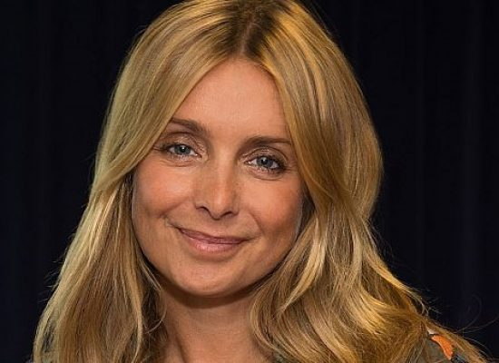 Singer and presenter Louise Redknapp confirmed for Strictly Come Dancing 2016