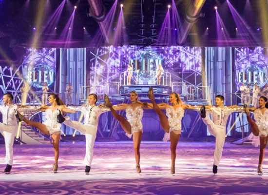 Holiday on Ice returns to Brighton with new show