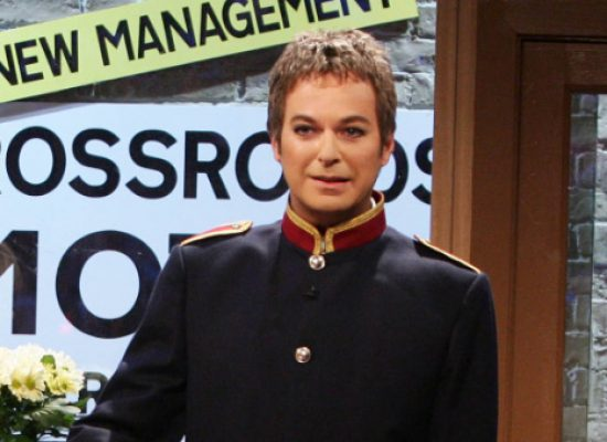 Julian Clary takes The Bolds on Holiday