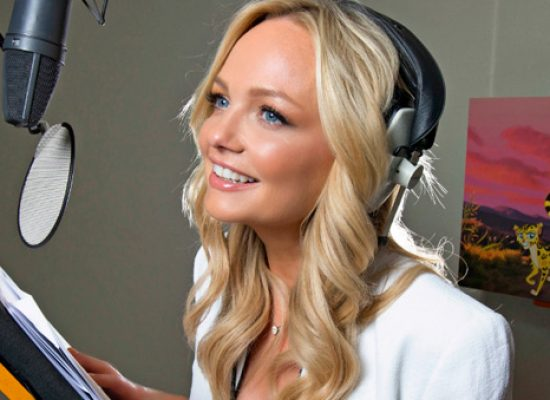 Emma Bunton to voice character in Disney Junior's The Lion Guard