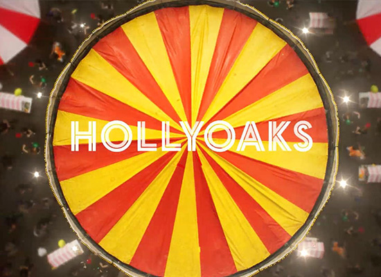 EyeSpy: New look Hollyoaks titles makes debut