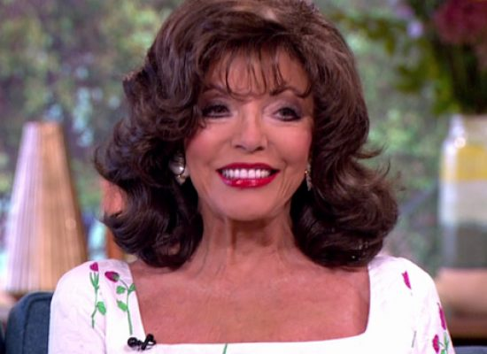 Joan Collins To Appear In Benidorm