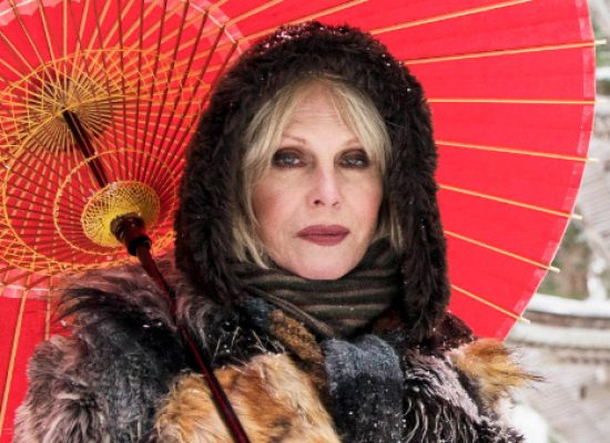 ITV announces Joanna Lumley's India