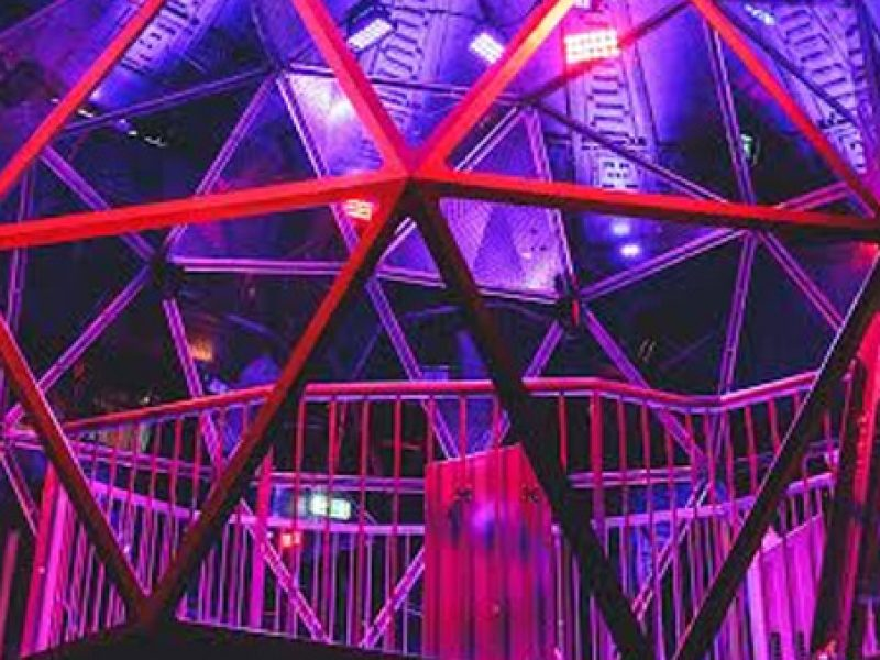 Rio Ferdinand, Michelle Keegan, Jonnie Peacock, Sara Cox and Josh Widdicombe to take on The Crystal Maze