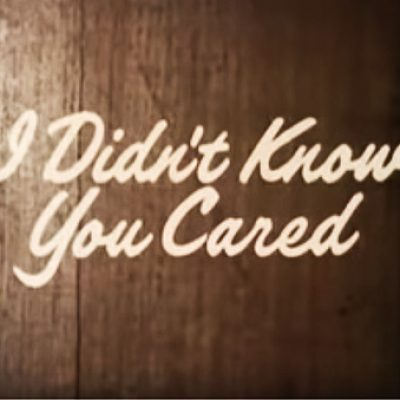 Classic BBC sitcom I Didn't Know You Cared gets Box Set DVD release