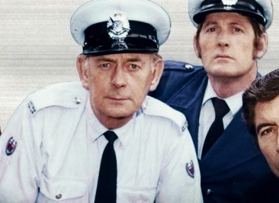 Matlock Police in Colour on DVD