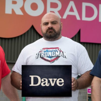Ultimate Strongman: World Championship to air on Dave