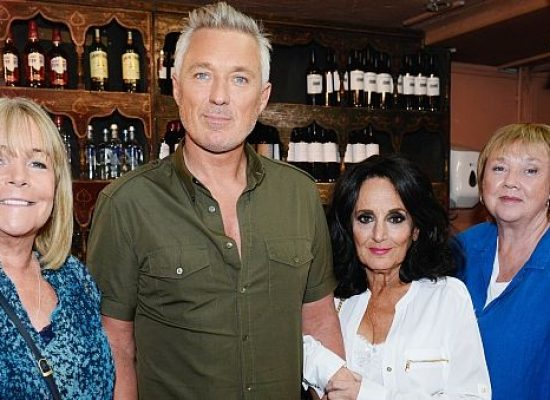 Martin Kemp to star in Birds of a Feather Christmas Special